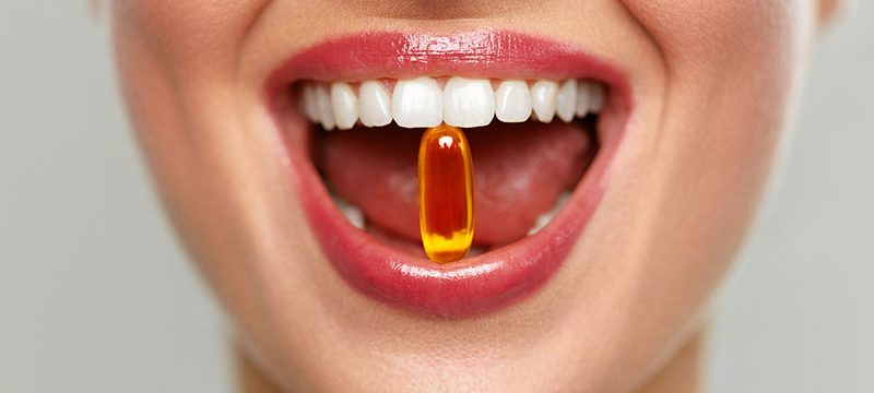 taking vitamins for micronutrients